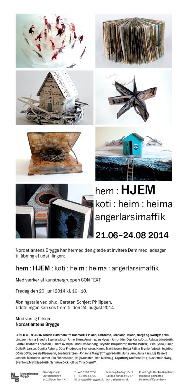 HJEM invitation web