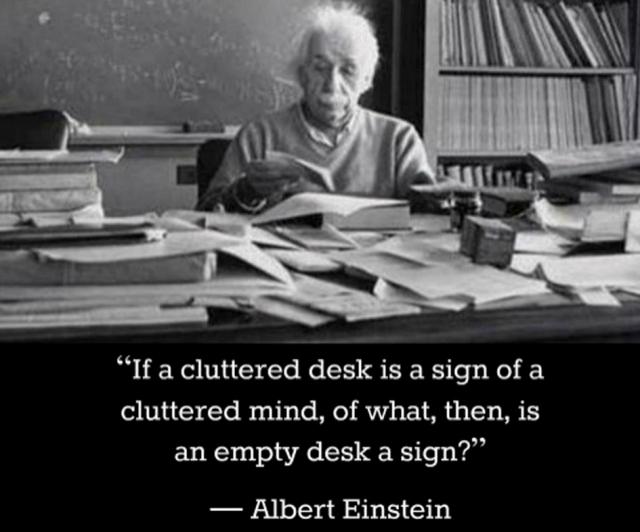 Einsteins bord
