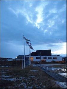 The Nordic house in Reykjavik 2014